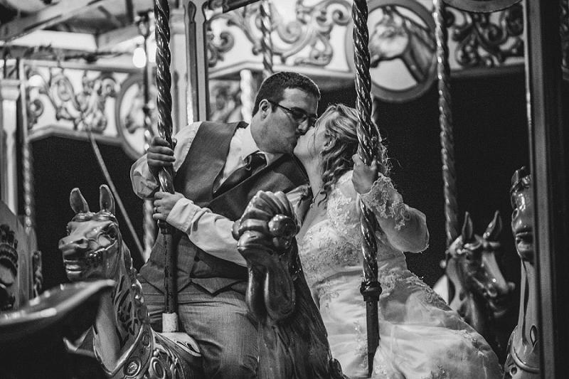 Hollycombe steam fair wedding