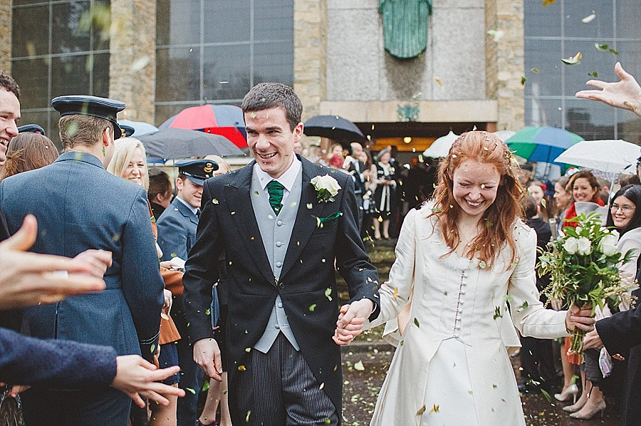 The Tithe Barn Wedding