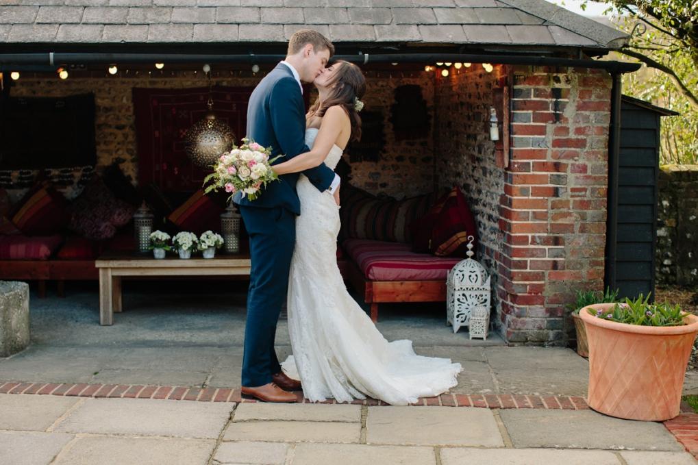 Upwaltham Barn Wedding