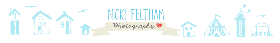 West Sussex Wedding Photography by Nicki Feltham logo